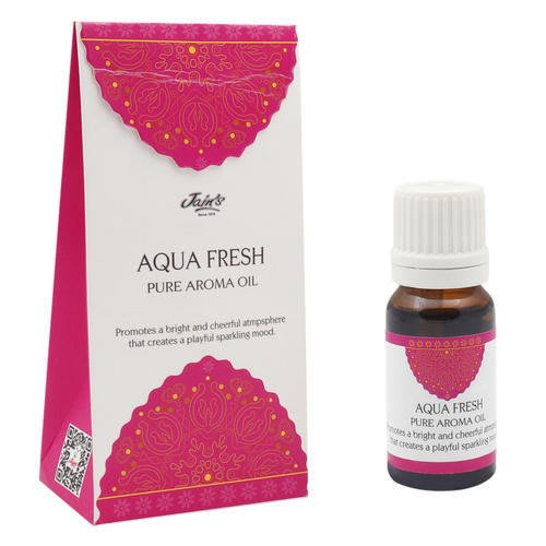 [綺異館]印度香氛精油 淨化水(主味柑橘) 10ml JAIN'S AQUA FRESH PURE 另售印度皂 印度香
