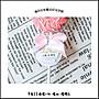 大理石風格甜甜圈餅乾(滿百份免費印名字)-二次進場/迎賓擺桌/生日禮物分享/遊戲活動抽獎禮