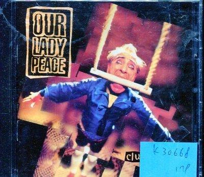 *真音樂* OUR LADY PEACE / CLUMSY 二手 K30668