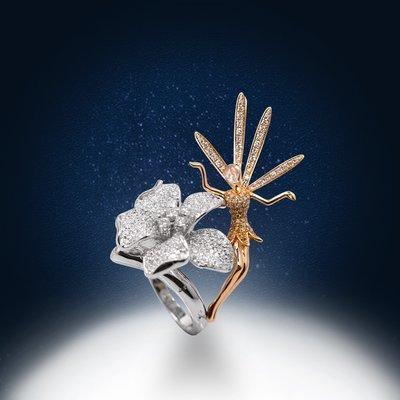 【高品珠寶】首席設計師系列作品-Winter Sunshine 冬天裡帶來溫暖的陽光-10月