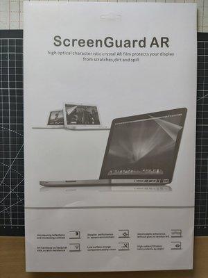 ScreenGuard AR Mac 筆記型電腦螢幕保護貼長約34.5寬約19.5公分OLED/ LCD筆電apple蘋果 台中市