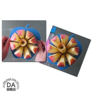 不鏽鋼 蘋果切片器 水果切片器 蘋果切割器 切割器 切割水果 去核器 切果(79-1430)