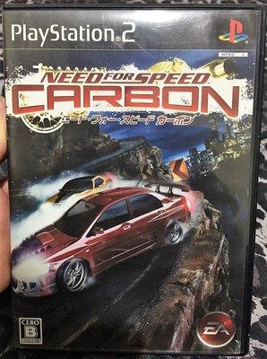 幸運小兔 PS2遊戲 PS2 極速快感 玩命山道 Need for Speed Carbon 亡命山道 卡崩山谷 D2