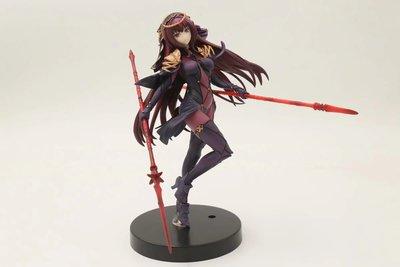 【紫色風鈴3.3】Fate/Grand Order 斯卡哈第三再臨師匠Lancer 盒裝 港版