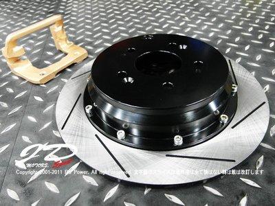 JD-MOTORS捷都車業 325mm雙片式後加大碟盤組 HONDA CRV4 專用 其他車款歡迎詢問