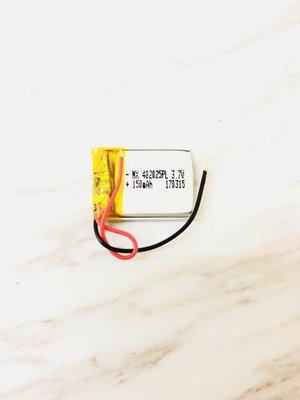 [402025] 3.7V 鋰聚合物電池