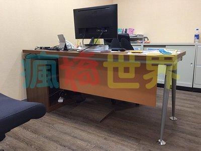 《瘋椅世界》OA辦公家具全系列 訂製高級主管桌  (董事長桌/老闆桌)8
