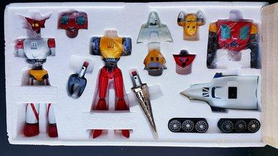 超合金魂 三一萬能俠 Getter Robo GX-06