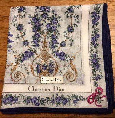 日本手帕 方巾 Christian Dior no. 42-2
