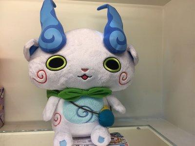 妖怪手錶系列小石獅玩偶(日本帶回來)