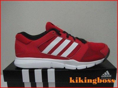 ADIDAS ESSENTIAL STAR M 多功能運動鞋 紅/白M25640 特價1500元...