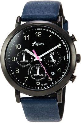 日本正版 SEIKO 精工 ALBA Fusion 70年代 AFST401 手錶 皮革錶帶 日本代購