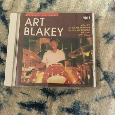 ~春庄生活美學小舖~2手爵士CD    ART BLAKEY/SOUND OF JAZZ 歐版