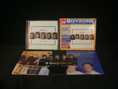 乖乖@賣場~二手CD~boyzone.當我們同在一起.男孩特區合唱團.Where We Belong.VO418
