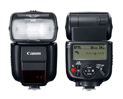 第三代 Canon 430EX III...
