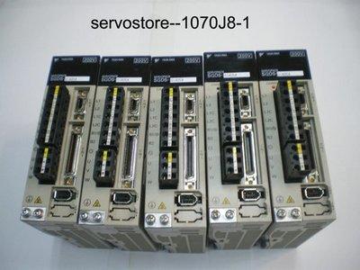 9.8成新安川Σ-III-100W線性馬達專用伺服驅動器SGDS- 01A05A (PLC步進)