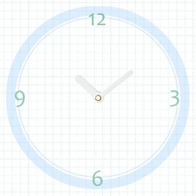 【鐘點站】T030021 SUN機芯專用 白色簡約指針 / 分針30mm 時針21mm / DIY 時鐘 掛鐘 鐘針