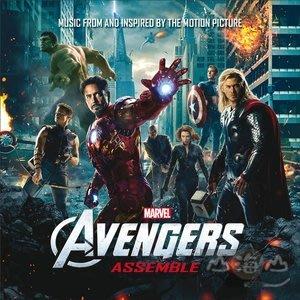 【進口版】復仇者聯盟-電影原聲帶 Avengers Assemble/O.S.T.---8728159