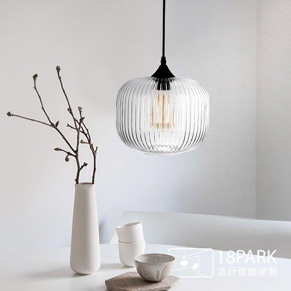 【18Park 】玻璃質感 Moonlight chandelier [ 扶月吊燈 ]