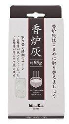 弄香小舖--日本香堂香爐灰(95g),9折優惠中