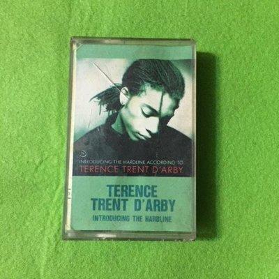 ~春庄生活美學小舖~2手錄音帶    TERENCE TRENT DARBY/INTRODUCING THE HARD