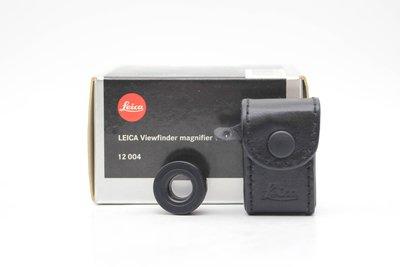 【高雄青蘋果3C】Leica Viewfinder Magnifier M 1.25x 觀景窗放大器#46883