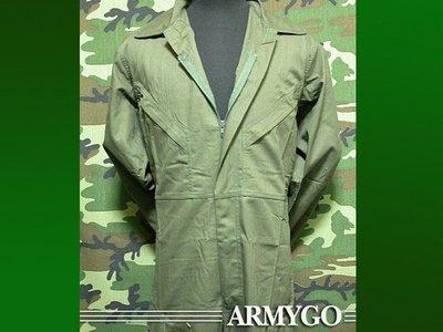 【ARMYGO】國軍連身工作服 (綠色)