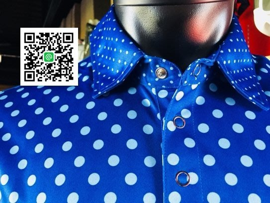 全新 kasco 日系 點點造型polo衫 買一送一 黑/藍 2色可選  高爾夫球衫 一般外出與打球休閒的絕佳選擇