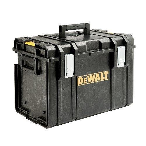 【大黃工具】美國 DEWALT 得偉 硬漢系列 大型工具箱 DS400 可堆疊 垂直收納 空間加大 DWST08204