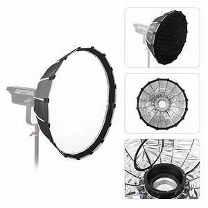 來來相機 Aputure Light Dome Mini II 多用途拋物線迷你反光罩