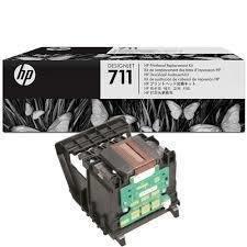 【小智】T520噴頭替換套C1Q10A HP 711 Printhead Replacement Kit (含稅)