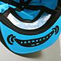 Ampal Creative Snapback Keith Haring 美製 三眼 藍 棒球帽 絕版