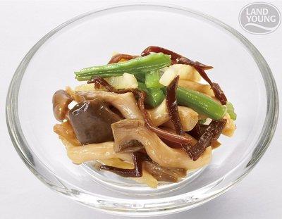 【免煮小菜】調味野菜 / 約 200g 精緻小菜 解凍即可食用