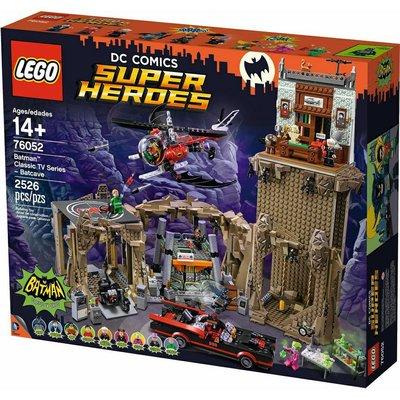 全新未拆正品 現貨 樂高 LEGO 76052 Batman Classic TV Series-Batcave 蝙蝠洞 超級英雄 SUPER HEROES系列