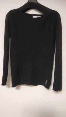 AX 細緻羊毛七分袖