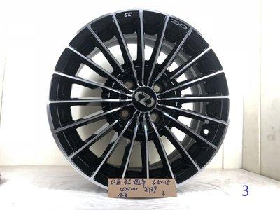 OZ鋁圈 35週年,6.5*15 ,4*100,ET37 15吋鋁圈適用舊喜美,vios,tiide