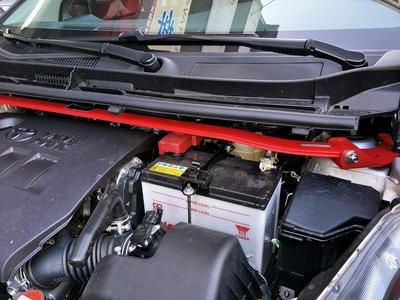 幸福車坊 SIENTA 專用 旅圖 Lvtu 鋁合金 引擎室 上拉桿 拉桿 引擎室拉桿 工資另計