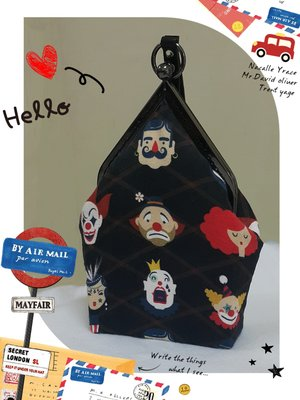 口金包·小丑·娃娃·手提包