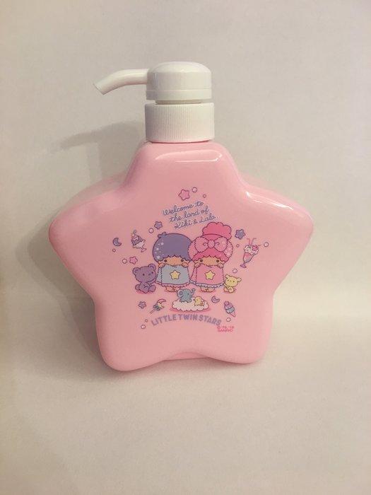 ^燕子部屋 ^正版 【雙子星】星型擠壓空瓶-沐浴