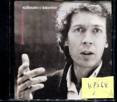 *真音樂* SCOTT WALKER / CLIMATE OF HUNTER 歐版 二手 K9264 (下標賣4)
