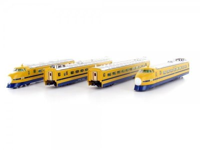全新 MICROACE N gauge A1157 新幹線 922形 0系 Dr. Doctor Yellow 電氣試驗車 Micro ACE