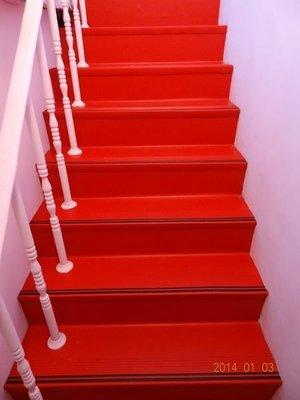 南亞塑膠樓梯止滑板~每呎190起*時尚塑膠地板賴桑*