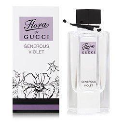 全新 Gucci 花園香氛 迷醉紫羅蘭 5ml, Flora Generous Violet 無噴頭