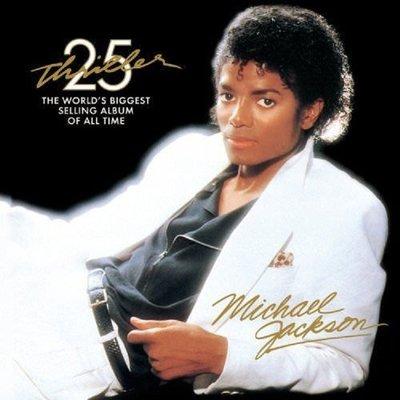 詩軒音像邁克爾 杰克遜 Michael Jackson Thriller 25TH 2LP 黑膠-dp070