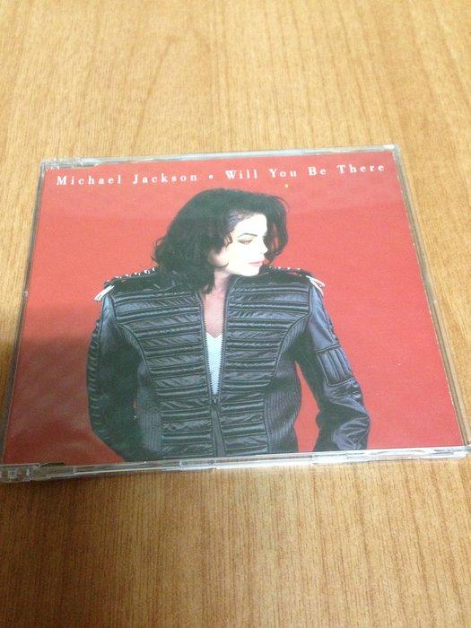 (單曲) MICHAEL JACKSON WILL YOU BE THERE 麥可傑克森
