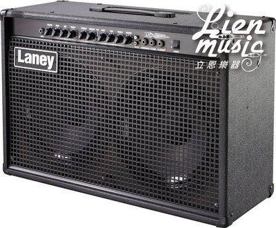 『立恩樂器』免運優惠 英國 LANEY LX120R Twin 120 W 瓦 音箱 破音 LX 120 R 電吉他