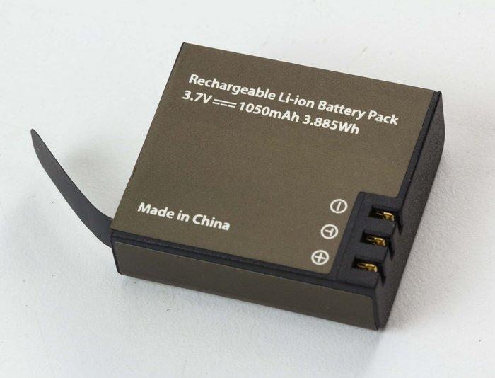 呈現攝影-SJCAM/EKEN 原廠高容量電池 1050MAH SJ2000 SJ4000 SJ5000 M10 M2