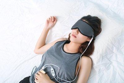 石墨烯發熱 熱敷眼罩 消除眼部疲勞 黑眼圈掰掰 輕薄方便攜帶 可設定使用時間與溫度 學生族 電腦族 近視族 必備