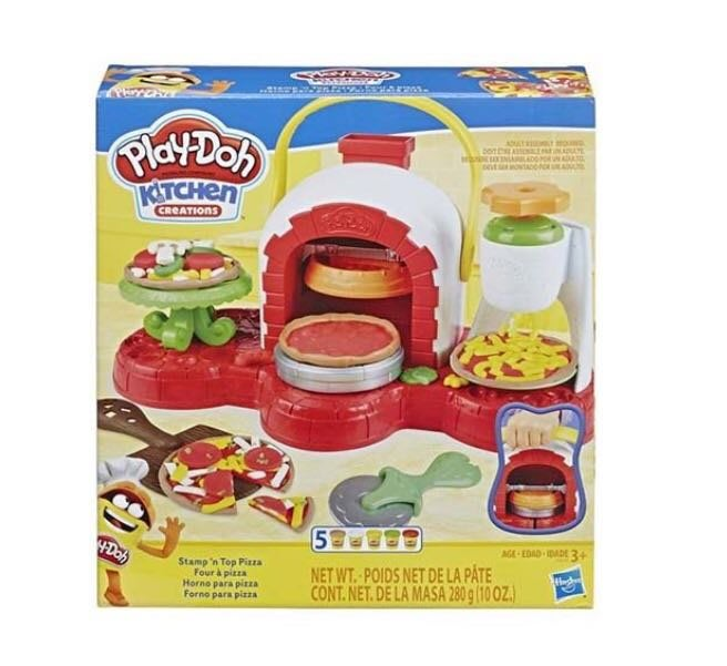 培樂多窯烤披薩(Play-Doh 培樂多)