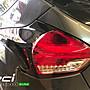 RC HID LED FORD FOCUS MK3.5 LED尾燈組 跑馬式方向燈 導光式樣 流水 方向燈 SONAR
